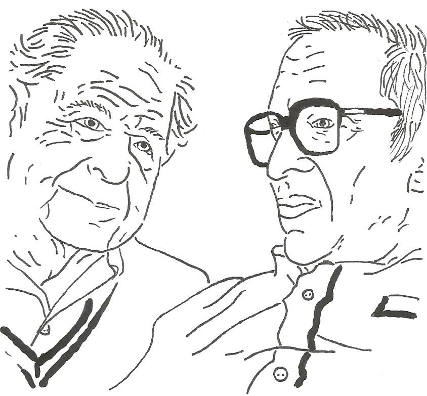 Dos filosofs