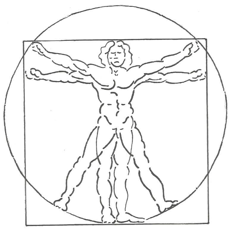 Home de Vitruvi
