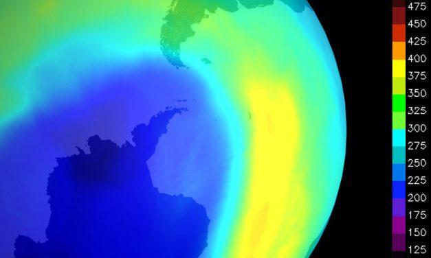La capa d'ozó